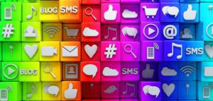 Social Media Web Design