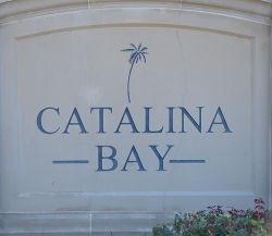 catalina bay subdivision